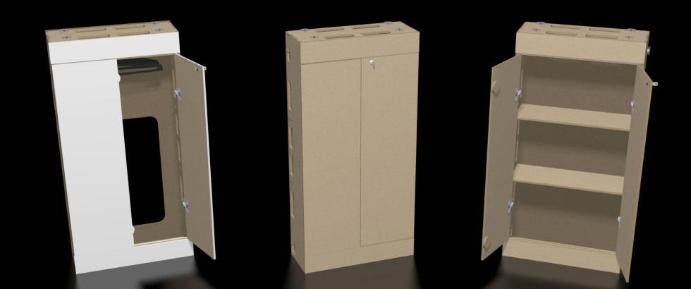 blocs médio BOX